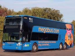 Texas Travel Buses images Megabus offering 1 fares to various texas destinations in 39 winter jpg