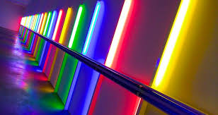 Lights In Houston The Menil Collection U0027s Dan Flavin Exhibit Houston 365 Things To