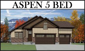 aspen 3 car 5 bed 1983 2 story u2013 utah home design