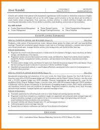 Event Planning Resume Template 100 Coordinator Resume 8 Community Outreach Coordinator