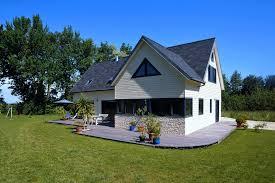 maison bois interieur maison en bois massif à colleville calvados maisons d