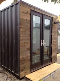 Shipping Container Garden Custom Shipping Containers U2014 Deadwood Construction Inc
