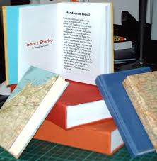 how to print and bind your own paperback book bookmaking do it yourself book press jim munroe