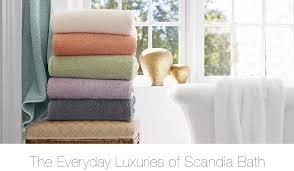 Luxury Bath Rugs Bath Towels Rugs Scandia Home