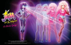 totallyjem the totally outrageous jem and the holograms