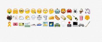 clinking glasses emoji zijn alle 77 nieuwe emoji u0027s