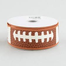 football ribbon 1 5 football laces ribbon 10 yards rg1092 craftoutlet