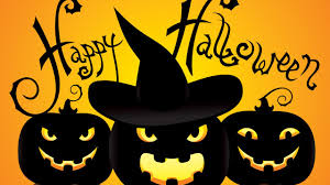 funny pumpkins happy halloween wallpaper download 1280x720