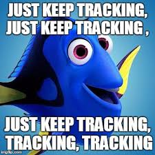 Meme Tracking - dory from finding nemo imgflip