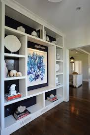 Bookcase In Wall Best 25 Built In Tv Wall Unit Ideas On Pinterest Built In
