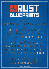 useful rust blueprints updated version imgur