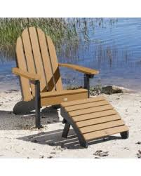 plastic adirondack chairs with ottoman don t miss this deal on breakwater bay detrick plastic adirondack