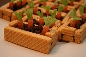 easter dessert