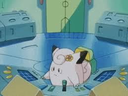 pokemon cartoon tv tv show clefairy animated gif popkey