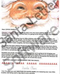 letter from santa claus santa software 2017 santa letter