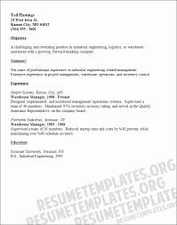 Warehouse Worker Sample Resume by 28 Warehouse Experience Resume Sample Resume Objective