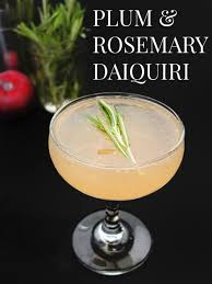 plum u0026 rosemary daiquiri u2014 elle talk houston texas food