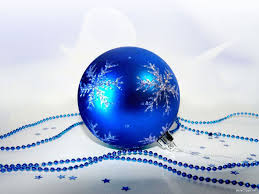 Blue Christmas Decorations Background by Blue Christmas Decoration Background U2013 Bible Clipart