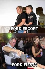 Ford Focus Meme - harrison name puns know your meme