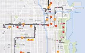 Chicago Ord Map by How To Get Around The Marathon Closures Nbc Chicago