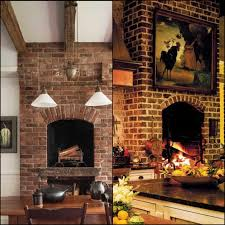 kitchen fireplace designs 6 varieties of glowing kitchen fireplaces big chill