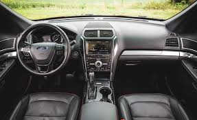 Ford Explorer Interior Dimensions Ford Explorer Sport 2016 9057 Cars Performance Reviews And