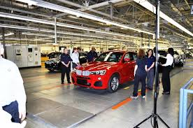 bmw factory assembly line 2015 bmw x4