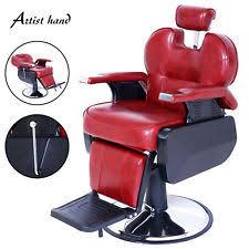 Reclining Salon Chairs Reclining Styling Chair Salon Spa Equipment Ebay