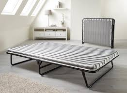 jay be value comfort double folding guest bed with breathable