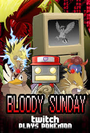 The Revolution Begins Twitch Plays Pokemon Know Your Meme - bloody sunday helixpedia wiki fandom powered by wikia