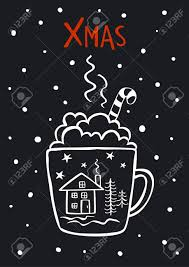 new years greeting card black and white merry christmas winter new years