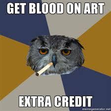 Art Student Owl Meme - my photo life art student owl a new meme