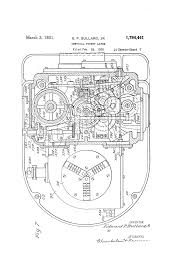 patent us1794441 vertical turret lathe google patents