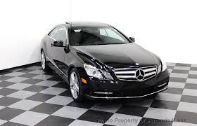 2013 mercedes e350 coupe 2013 used mercedes certified e350 4matic coupe amg sport