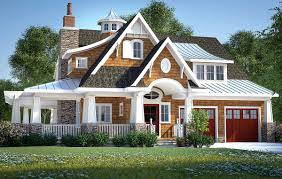 gorgeous shingle style home plan 18270be 1st floor master