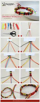 easy bracelet tutorials images 52 string bracelet tutorials 13 easy fishtail braid bracelets jpg