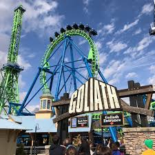Six Flags Agawam Mass Six Flags New England Review