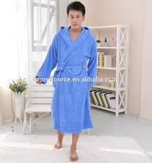 Toddler Terry Cloth Robe Terry Bathrobe With Velcro Terry Bathrobe With Velcro Suppliers