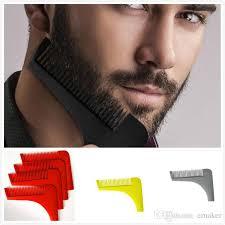 shaping long hair hot sale beard bro beard shaping tool for perfect lines and