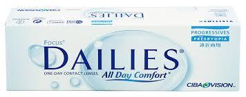 Focus Dailies All Day Comfort Focus Dailies All Day Comfort Progressives 30 Vnt Lęšis Lt