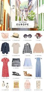 packing light for europe packing light european summer edition europe packing summer and