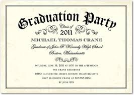 graduation invite grad party invitation christophers graduation prom ideas