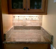 limestone kitchen backsplash limestone backsplash complete custom tiling