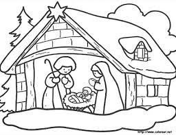 dibujos navideñas para colorear dibujos navidad pesebre navidad 2016 2017