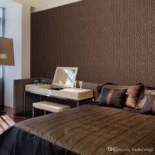coffee color vinyl wallpaper wall paper roll for home decor europe