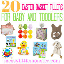 baby easter basket 20 easter basket fillers for babies and toddlers