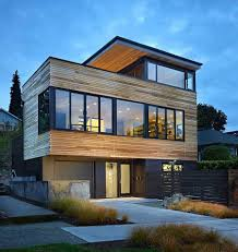 three story modern pad constructed for cyclists in seattle cycle
