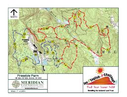 amherst map joe trail challenge maps directions and parking info