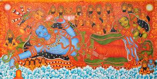Mural Art Designs by Shri Padmanabha