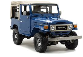 vintage toyota 4x4 toyota fj40 for sale the fj company land cruiser restoration